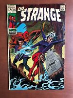 Doctor Strange #176 (1969) 7.0 FN Marble Key Issue Silver Age Stan Lee Colan