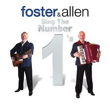 Foster & Allen-Sing The Number 1's DOUBLE CD