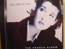 Celine Dion -The French Album cd