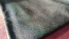 Victoria's Secret PINK holographic legging dark silver pewter rainbow Small NWT