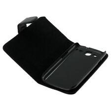 Book Case Etui Handytasche Tasche Hülle f. Samsung Galaxy S 3 (Schwarz)