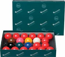 "Aramith 2-1/8 inch English Snooker Ball Set 2.125"" w/ FREE Shipping"