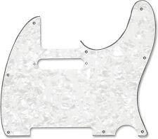 Fender Standard Telecaster Pickguard WHITE PEARL 0992150000