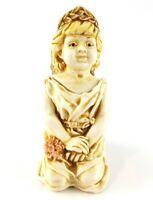 Harmony Kingdom FLEUR De LIZ - ANGELIQUE Collection Angel Trinket Box Vintage