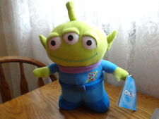 "Alien Mini Bean Bag 7"" The Disney on Ice Mint New Plush Toy w/ Tag 3-Eyed Space"