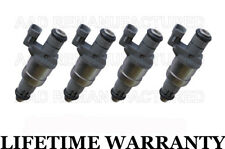 OEM 4x Fuel Injectors for GM Grand Am Cavalier Sunfire  LW200 L100 Alero 2.2L