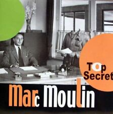 Marc Moulin-top secret CD