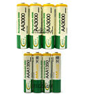 16 AA 3000mAh + 16 AAA 1350mAh 1.2V NI-MH Rechargeable Battery 2A 3A BTY Green
