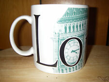 LONDON,Starbucks Coffee Mug,Collectors Series,VHTF,SOLD OUT