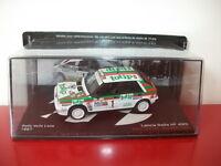 lancia delta HF 4WD rally della lana 1987 1/43 la passion du rallye IXO altaya
