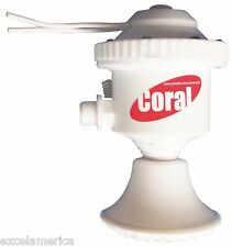 CORAL 110V Electric Shower Head Tankless Water Heater
