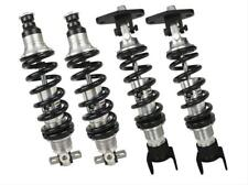 Aldan American Front & Rear Adjustable Coilover 2 Pairs For 97-13 Corvette C5 C6