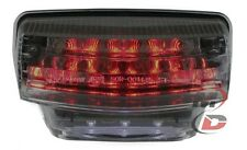 2007-2012 CBR600 RR LED Signal Tail Lights CBR600RR Smoke