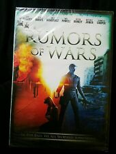 NEW Rumors of Wars DVD End Time Prophecy Rapture Revelations Apocalyptic Visions