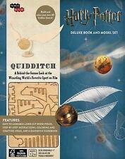 Incredibuilds: Harry Potter - Quidditch Set by Jody Revenson (2016, Hardcover)