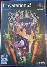 GrimGrimoire - PS2 (Sealed, PAL)