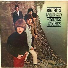 "ROLLING STONES Big Hits ""Green Grass, High Tide"" Vinyl Mono LP-1966 London NP-1"