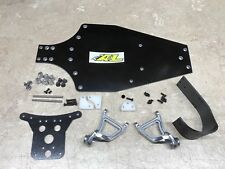 "Factory Works Vintage A&L ""C2"" RC10 Trailing Arm Kit W/BLACK Chassis"