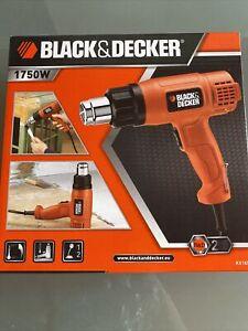 Black & Decker KX1650 Hot Air Heat Gun 1750W 240V