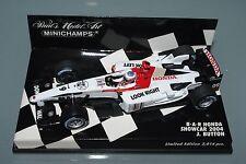 Minichamps F1 1/43 BAR HONDA SHOWCAR 2004 - JENSON BUTTON - LIMITED EDITION