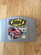 Ridge Racer 64 Nintendo 64 Game Cart Good Works NG1