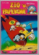 Carl Barks  ZIO PAPERONE  N. 17  Walt Disney Company Italia 1991 originale