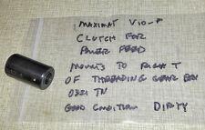 Emco Maximat V10-P Lathe Power Feed Clutch    0321TN