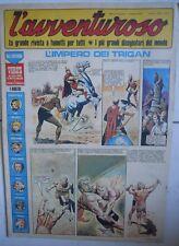 L' AVVENTUROSO n°2 1974 - BOB MORANE Steve Canyon  [G750]