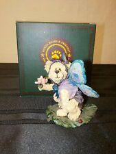 Boyds Bears Bearstone Flutter B. Bye...Flights of Fancy #227750