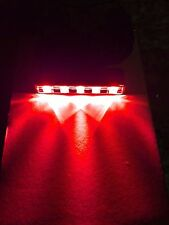 RED LED 5 LED POD LIGHT Wire Attached Motorcycle/Car
