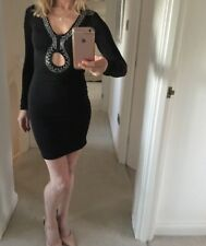 Lipsy Little Black Sexy Dress