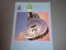 DIRE STRAITS BROTHERS IN ARMS GUITAR SONGBOOK Mark Knopfler, Money For Nothing