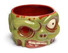Zombie Bowl, Ceramic, 32 fl. oz. Approx. Capacity New