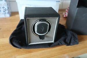 Wolf Single Watch Winder Cub Black Module 1.8 461103