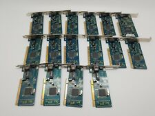 16 Netgear Network Cards Rev-A1 And Rev-D2 FA311 and FA310TX Untested