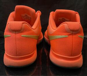 Nike Zoom Vapor Tour sz 10 Wmns Or 8.5 Men's Nadal tennis Federer Lot Og