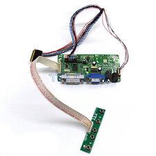 LCD Controller Board Kit DVI+VGA+Audio For LG 15.6″ LED LCD Screen LP156WH2-TLQB