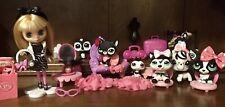 Littlest Pet Shop Blythe Doll Fashion Shoot Set #2244-#2249~Plus 🍎 IPhone🐾