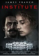 THE INSTITUTE DVD - JAMES FRANCO - PAMELA ANDERSON - THRILLER