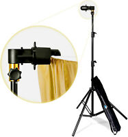 86inch light Stand Photo Video Photography Studio Reflector Disc Holder Clip