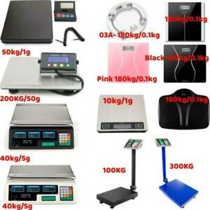 Multi Style Electronic Digital Weighing Scales Retail Shop Price/Body Fat Scale