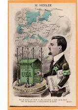 Esperanto Postcard - H. Hodler Director
