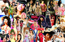 Nicki Minaj Collage Poster (1)