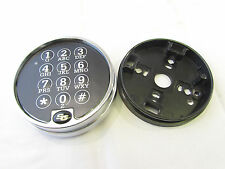 SARGENT & GREENLEAF G6120-305 KEYPAD W/BLACK PLASTIC BACK COVER ***NIB***