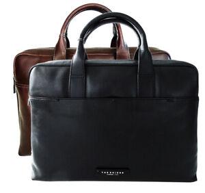 Cartella Ventiquattrore THE BRIDGE briefcase borsa tracolla porta Pc Zip 4630084