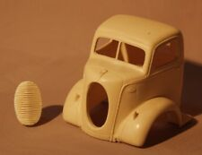 Mill City Replicas 1/25th scale 1938 Ford COE oval grille truck resin cast model