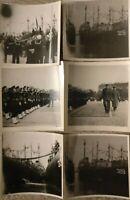 Photos d'époque Libération WW2  - 26 août 1944 D Day.Bateaux, Marine,