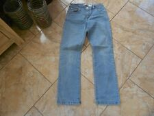 H0411 Levis 550 Relaxed Boot Cut Jeans W27 Hellblau ohne Muster