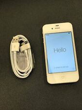 Apple iPhone 4 - 8GB - White (Verizon) Smartphone Model  MD440LL/A
