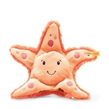 Steiff Soft Cuddly Friends Starry Sea Star, Coral 063893